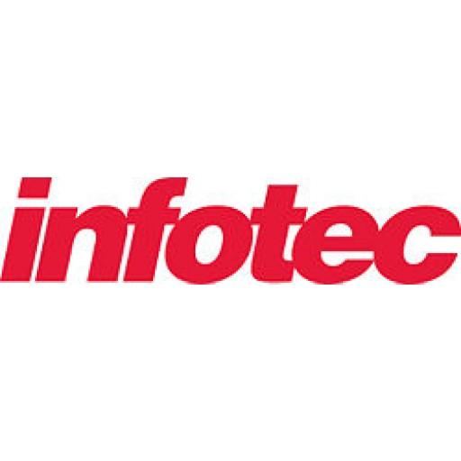 Infotec 89040148 Toner Cartridge Black, ISC 1024, 1032 - Genuine