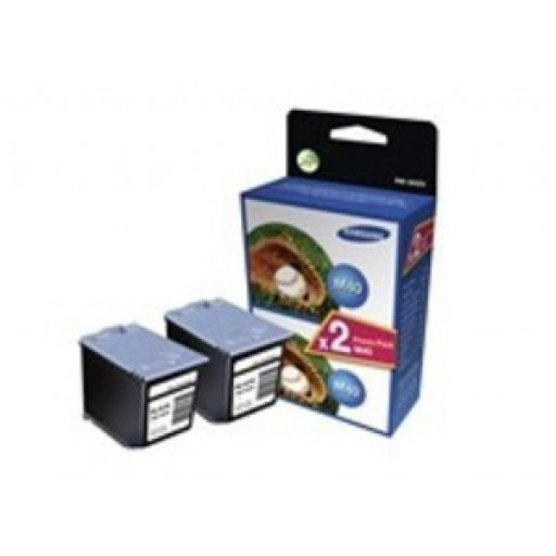 Samsung INK-M40V Ink Cartridge - Black Multipack Genuine