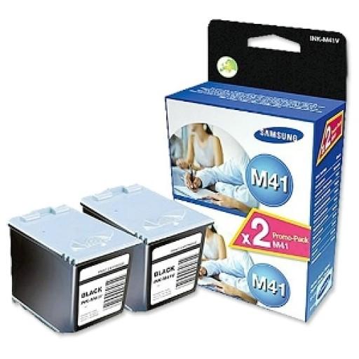 Samsung INK-M41V Ink Cartridge - Black Multipack Genuine