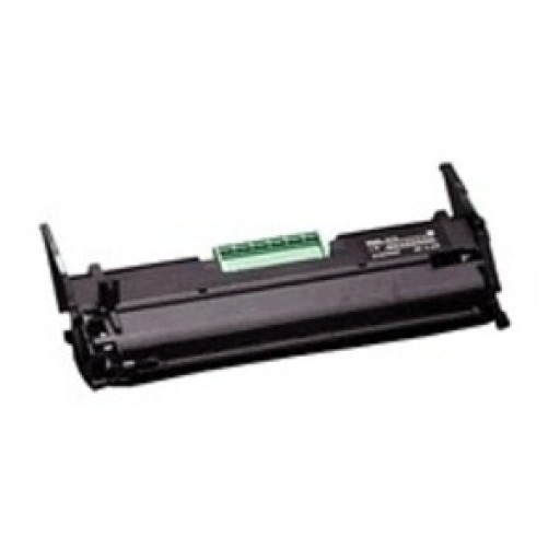 Konica Minolta 1710400-002 Drum Cartridge, PagePro 1100, 1250 - Black Genuine