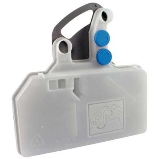 Konica Minolta 1710522-001 Waste Toner Box, Magicolor 2300, 2350 - Genuine
