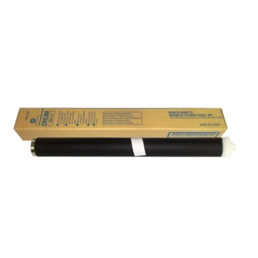 Konica Minolta 4021-0297-01 Drum Black, DR-114, Bizhub 180, 181, 215 - Genuine