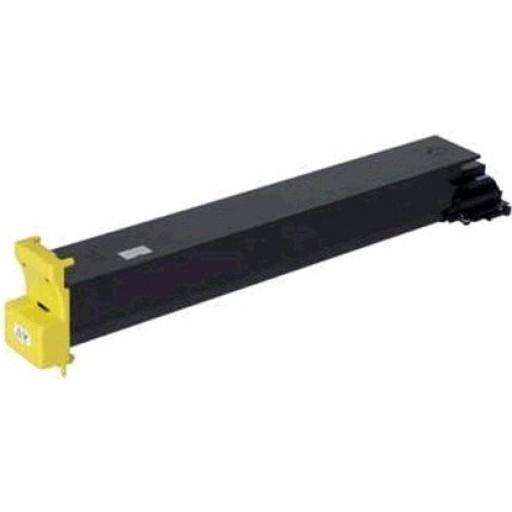 Konica Minolta 8938-622 Toner Cartridge, Magicolor 7450 - Yellow Genuine