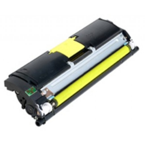 Konica Minolta A00W172 Toner Cartridge, Bizhub C10 - Yellow Genuine