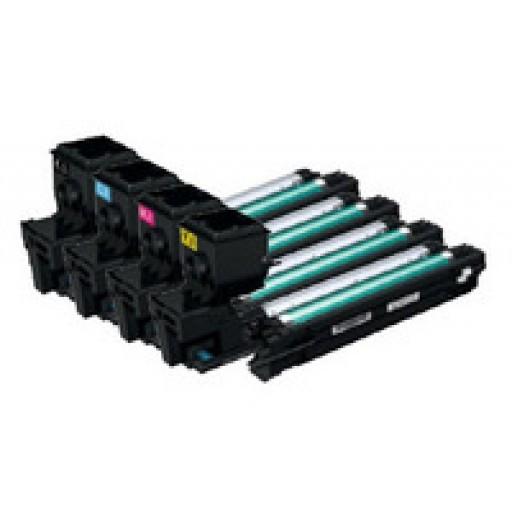 Konica Minolta A0WG0 Toner Cartridge, Magicolor 3730DN - Multipack Genuine