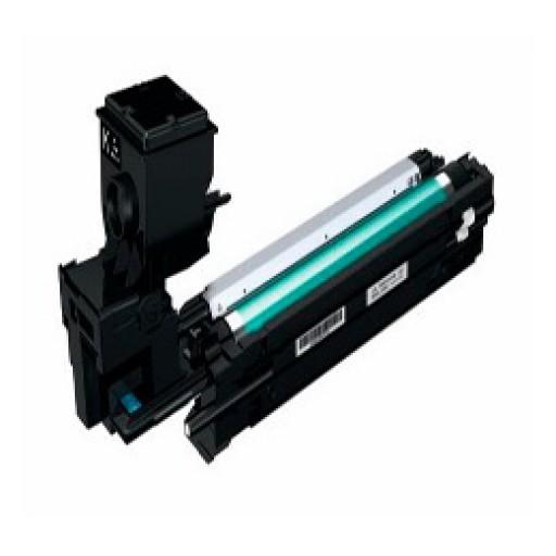 Konica Minolta A0WG01H Toner Cartridge , Magicolor 3730DN - Black Genuine
