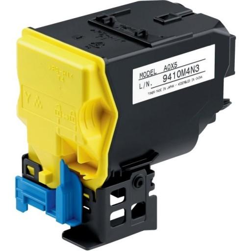 Konica Minolta A0X5251 Toner Cartridge, Magicolor 4750DN, 4750EN - Yellow Genuine