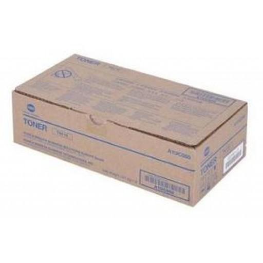 Konica Minolta A1UC050, TN-116 Toner Cartridge Twin Pack - Black Genuine