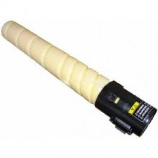 Konica Minolta TN-512Y, Toner Cartridge Yellow, Bizhub C454, C554- Original