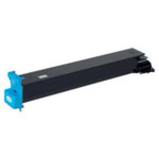 Konica Minolta TN321C, Toner Cartridge Cyan, Bizhub C224, C284, C364- Original