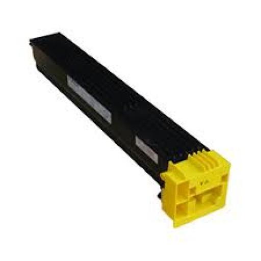 Konica Minolta TN613Y, Toner Cartridge Yellow, Bizhub C452, C552, C652- Original