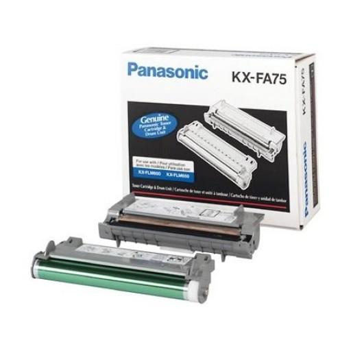 Panasonic KX-FA75X, Toner Cartridge, KX FLM600, FLM650- Original