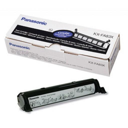 Panasonic KX-FA83X Toner Cartridge - Black Refill