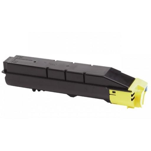 Kyocera TK-8705Y, Toner Cartridge Yellow, TASKalfa 6550ci, 7550ci- Original