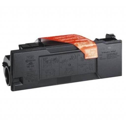 Kyocera 37027060, Toner Cartridge Black, FS1800, FS3800, TK-60- Original