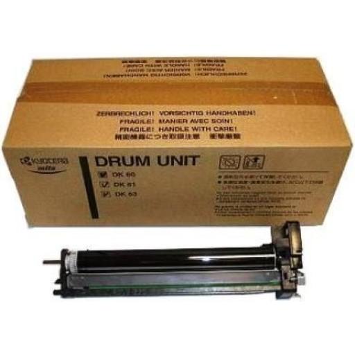 Kyocera DK-63 Drum Kit, FS 1900 - Genuine