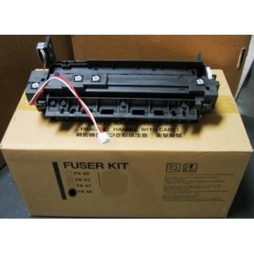 Kyocera FK-68 Fuser Unit, FS3830N - Genuine