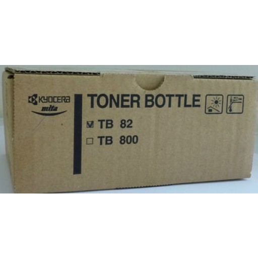 Kyocera Mita TB-82, Waste Toner Bottle, FS 8000, KM C830- Original