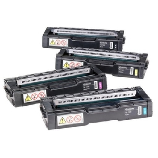 Kyocera TK-150 Toner Cartridge ValuePack, FS C1020 - 4 Colour Genuine