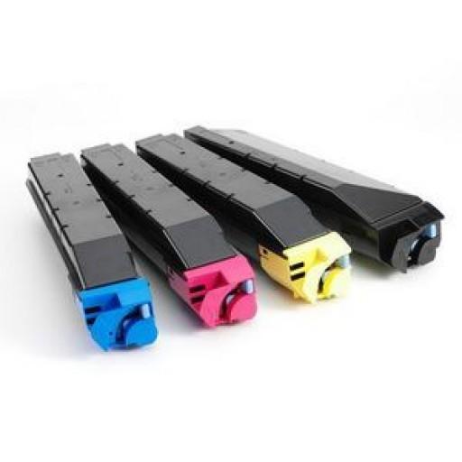 Kyocera TK-8705 Toner Cartridge Multipack, TASKalfa 6550ci, 7550ci- Original