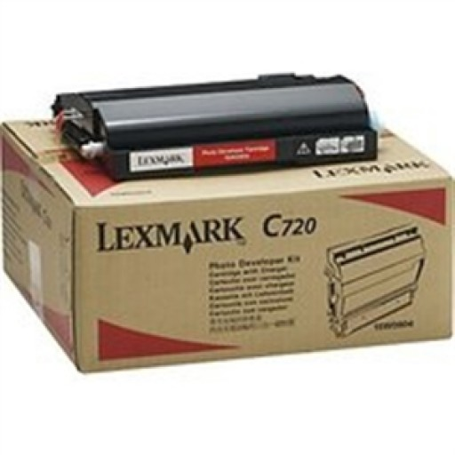 Lexmark 0015W0904 Photo Developer, C720, X720 - Genuine