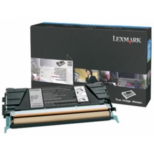 Lexmark 0E460X31E Toner Cartridge, E460 - Extra HC Black
