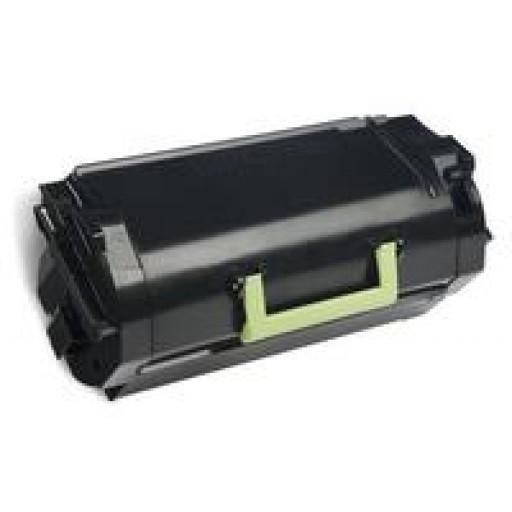 Lexmark 52D2X00, Extra High Capacity Return Program Toner Cartridge- Black, MS810, MS811, MS812- Genuine
