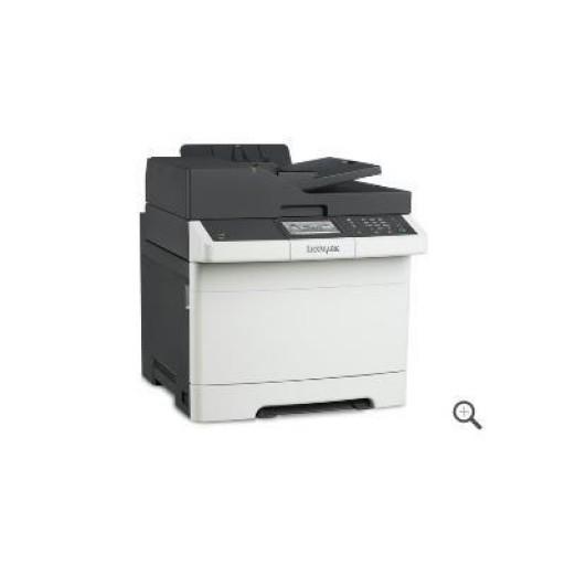 Lexmark CX510DTHE A4 Colour Multifunctional Laser Printer