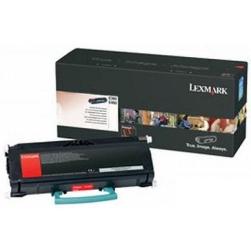 Lexmark E260A31E Toner Cartridge, E260, E360, E460 - Black Genuine
