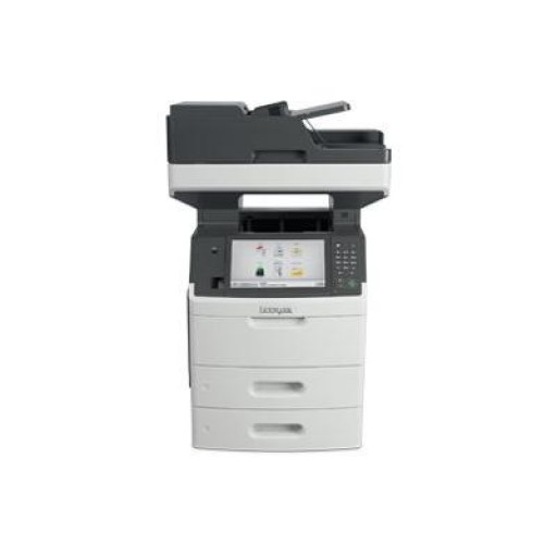 Lexmark MX711DHE A4 Mono Multifunctional Laser Printer