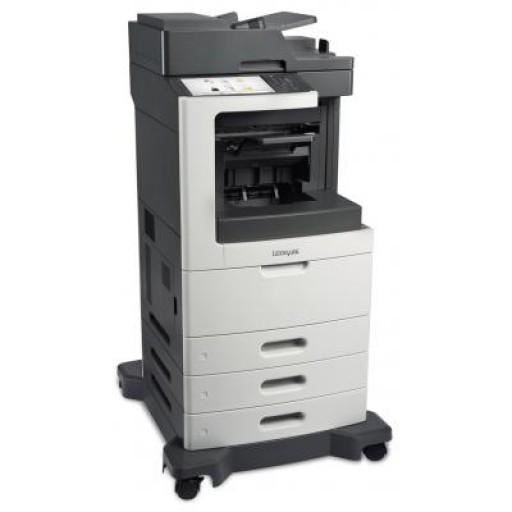 Lexmark MX810DXME A4 Mono Multifunctional Laser Printer