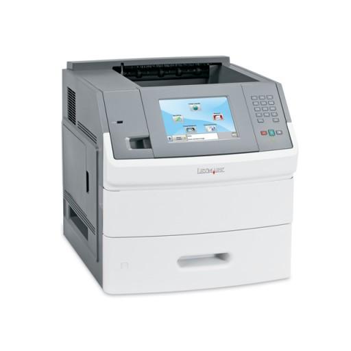 Lexmark T656DNE A4 Mono Laser Printer