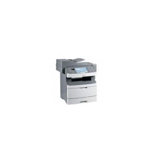Lexmark X466DWE A4 Mono Multifunctional Laser Printer