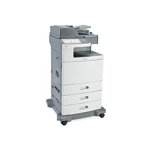 Lexmark X792DTE A4 Colour Laser Multifunction