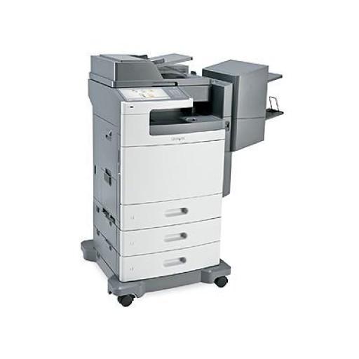 Lexmark X792DTPE A4 Colour Laser Multifunction