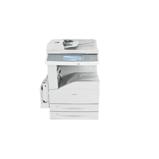 Lexmark X862DE v4 A3 Multifunction Laser Printer with Fax