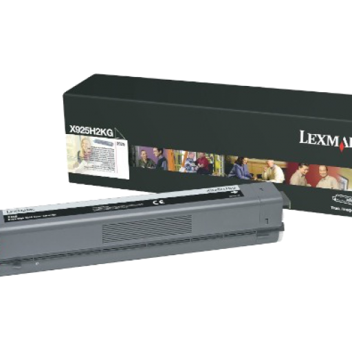 Lexmark X925H2KG, Toner Cartridge- Black, X925- Original