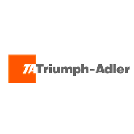Triumph-Adler CLP4626, CLP4630 Toner Cartridge - Cyan Genuine (4462610111)