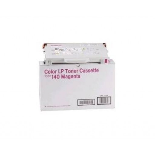 Ricoh 404156, Toner Cartridge Magenta, Type 140- Original