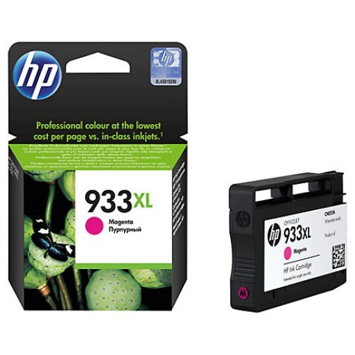 HP CN055AE, Ink Cartridge HC Magenta, Officejet 6100, 6600, 7610, 7612- Genuine