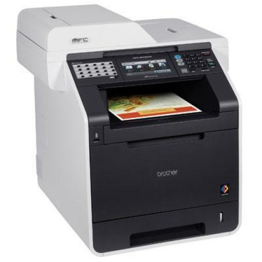 Brother MFC9970CDW Network Ready Colour Laser All-in-one Duplex Printer
