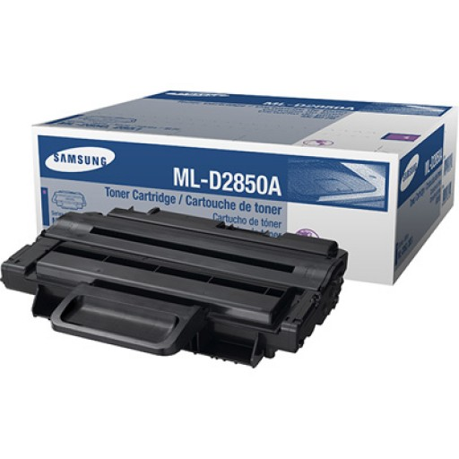 Samsung ML-D2850A Toner Cartridge, ML-2850, ML-2851 - Black Genuine