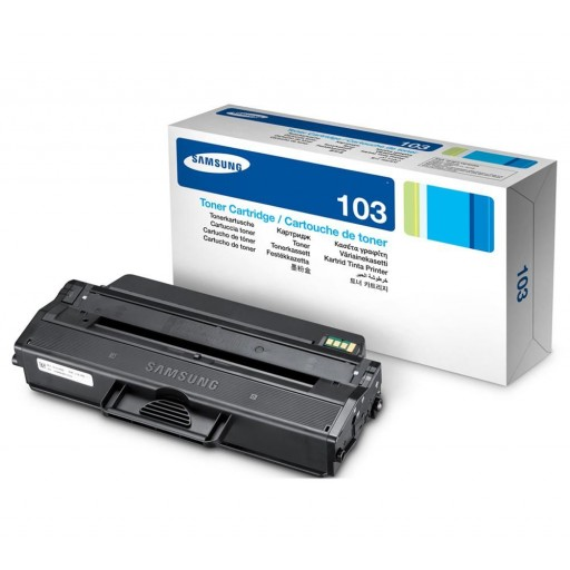 Samsung MLT-D103S Toner Cartridge, ML-2950, 2955 - Black Genuine