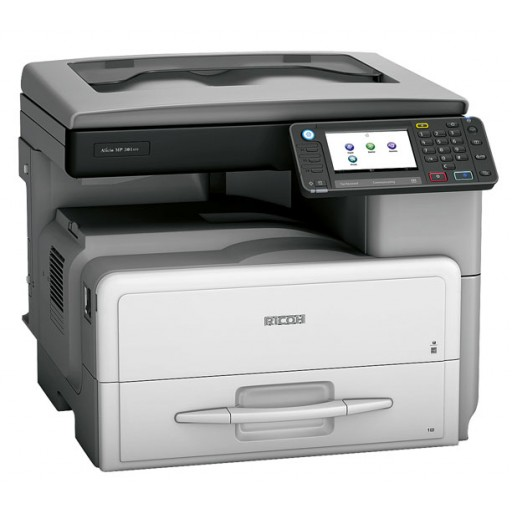 Ricoh Aficio MP 301SP Compact & High value A4 B/W Multifunctional