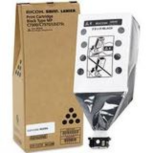 Ricoh 841412, Toner Cartridge Black, MP C6501, C7501- Original