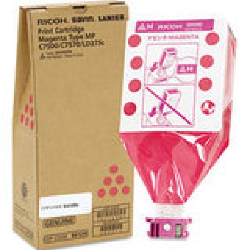 Ricoh 841367, Toner Cartridge Magenta, MP C6501, C7501- Original
