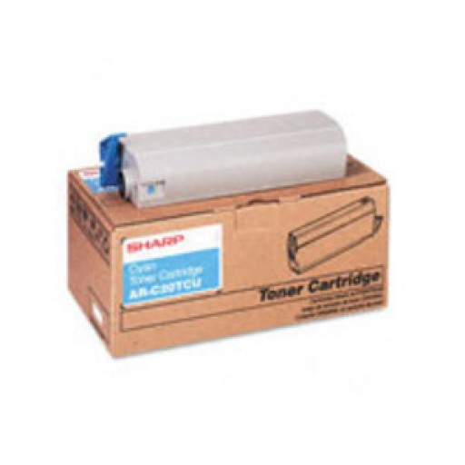 Sharp MX27GTCA, Toner Cartridge- Cyan, MX-2300, MX-2700- Genuine