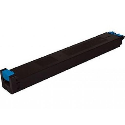 Sharp MX18GTCA Toner Cartridge- Cyan, MX-1800- Genuine