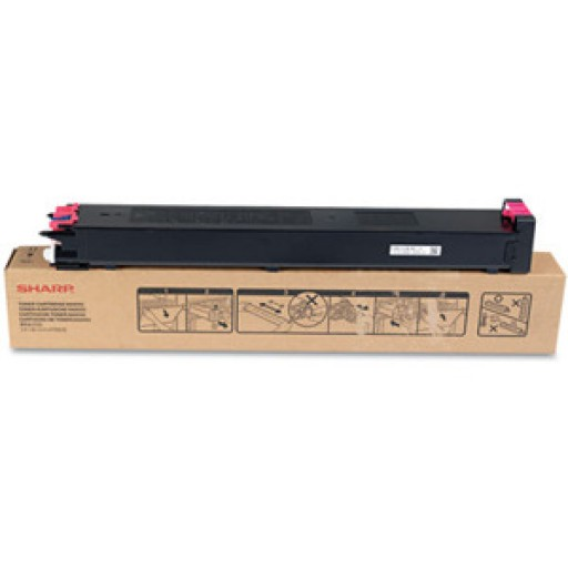 Sharp MX23GTMA, Toner Cartridge Magenta, MX-2010, 2310, 3111- Original
