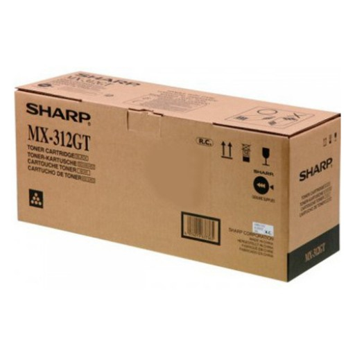 Sharp MX312GT, Toner Cartridges Black, MX-M260, M310- Original